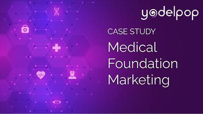 yodelpop-medical-foundation-case-study-feature-graphic